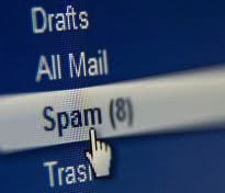 Spam, Network Security, malware