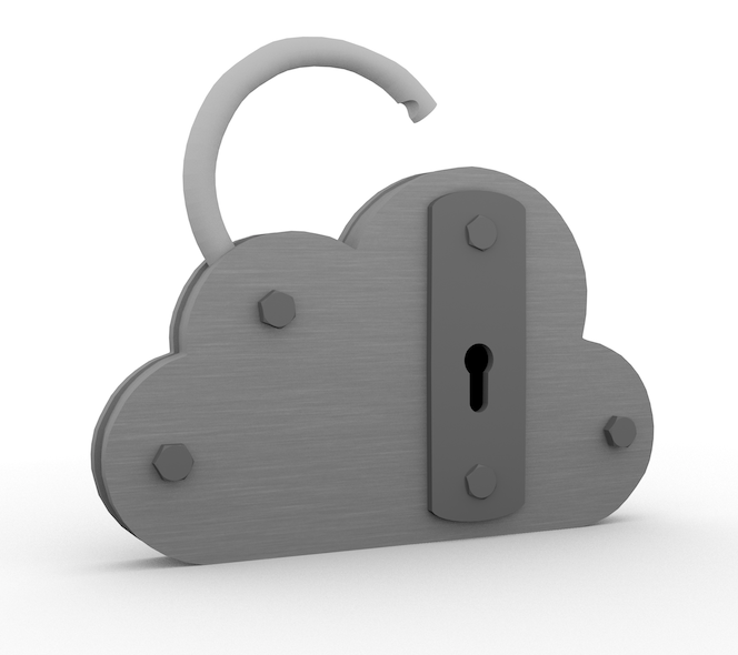 cloud vendor, data security