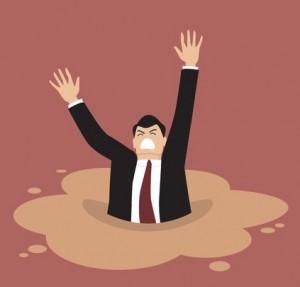 social media quicksand, technological office time sucks